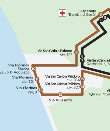 Passoscuro: nuovo parcheggio in via San Carlo a Palidoro 1