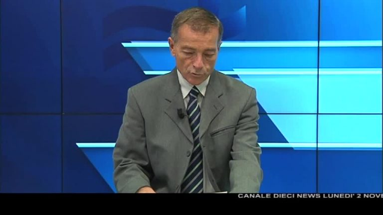 Canale 10 News 02/11/2020