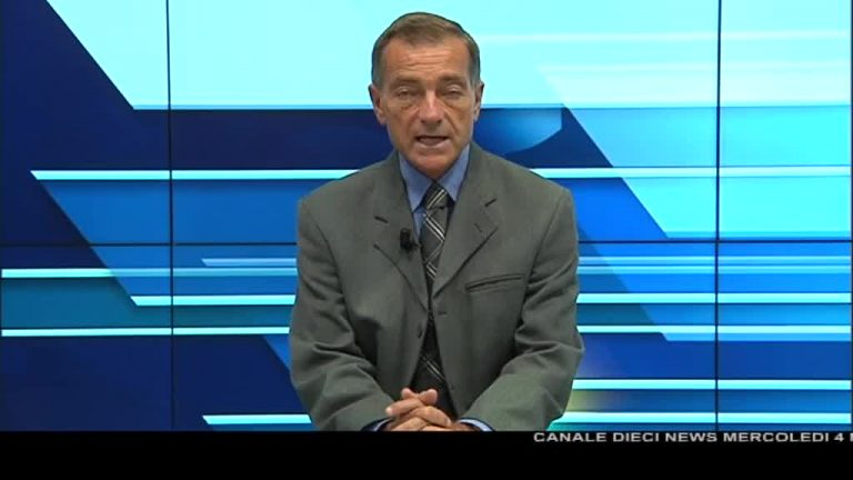 Canale 10 News 04/11/2020