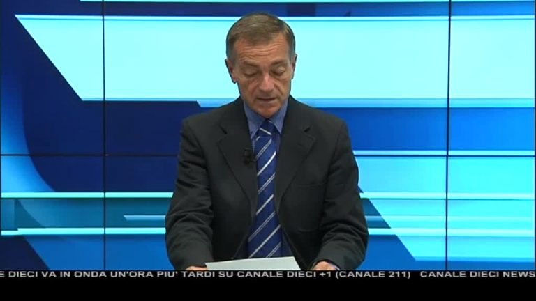 Canale 10 News 09/11/2020