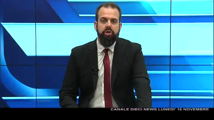 Canale 10 News 16/11/2020