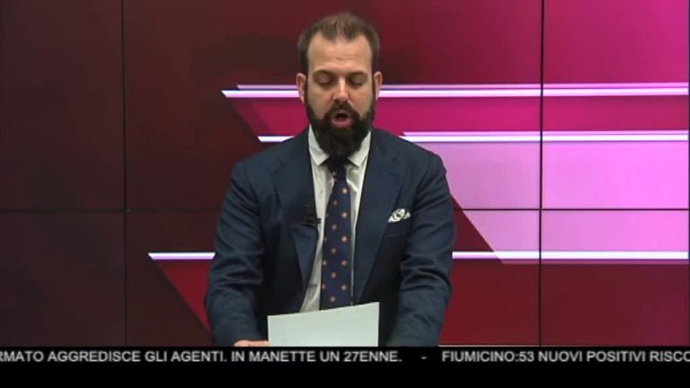 Canale 10 News 16/11/2020 seconda edizione