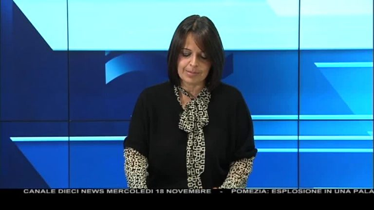 Canale 10 News 18/11/2020