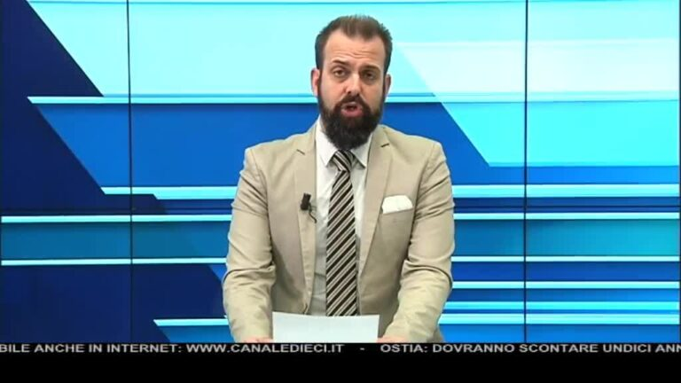 Canale 10 News 23/11/2020