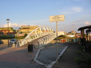 Ponte Abebe Bikila