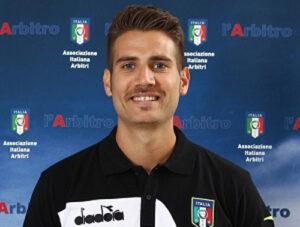 Andrea Ancora arbitro Ladispoli