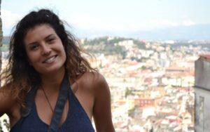 La filmaker Eleonora Privitera: ha girato Rebirth