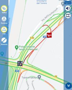 Chiusa la via del Mare per incidente: morto un motociclista 2
