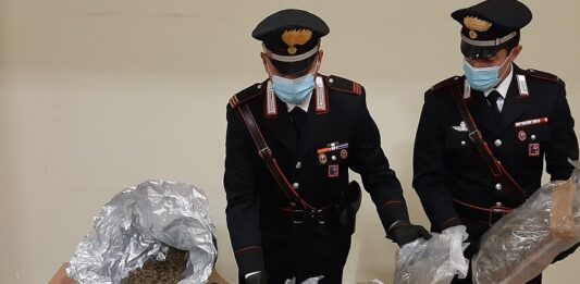 antidroga carabinieri