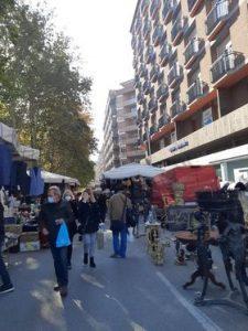 Mercato di Porta Portese oggi aperto