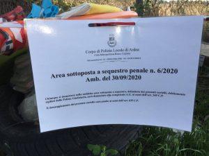 """""""L'area sequestrata è piena di rifiuti"""": la denuncia dei volontari di Ardea 2"""