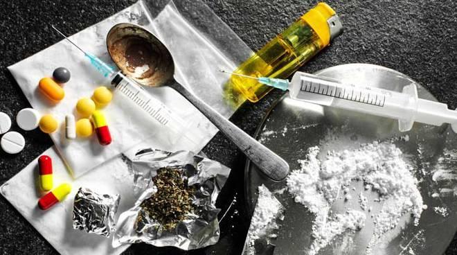 In aumento il consumo di droga