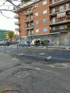Ostia: fuga di gas in via Casana. Evacuati diversi palazzi e l'ufficio postale (FOTO) 2