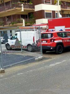 Ostia: fuga di gas in via Casana. Evacuati diversi palazzi e l'ufficio postale (FOTO) 3