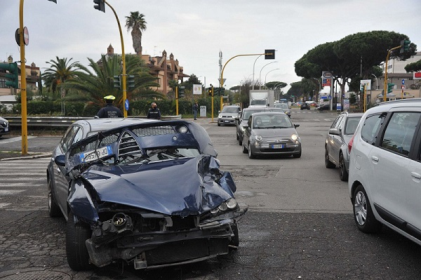 Incidente via Cristoforo Colombo