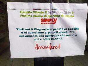 Ostia, chiude Simply: cassa integrazione per 40 dipendenti 1