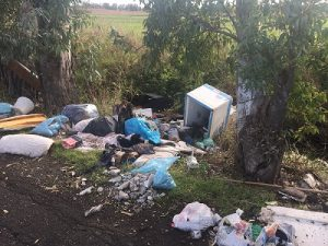 """""""L'area sequestrata è piena di rifiuti"""": la denuncia dei volontari di Ardea 3"""