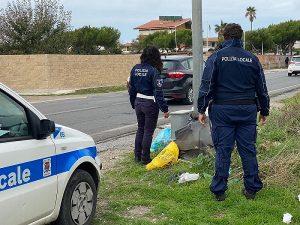 Ancora discariche non autorizzate ad Ardea: incivili multati (FOTO) 1