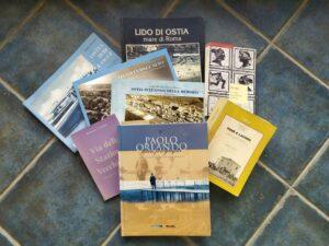 I dieci libri per conoscere la storia di Ostia 1