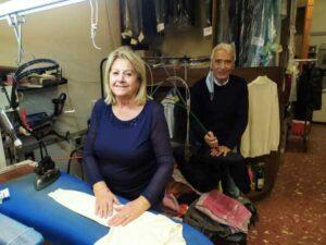 Ostia, dopo 67 anni chiude la storica tintoria Pasquini 1