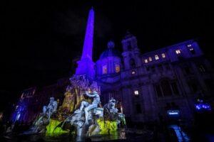 Roma, accese le luminarie. Tutte le iniziative per le festività natalizie 2