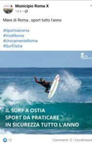 """""""Vieni a fare surf nel mare di Ostia"""". Anzi, no, della Thailandia 1"""