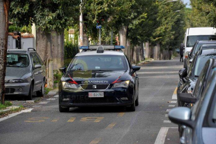 carabinieri litorale arresti