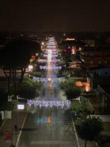 Natale ad Anzio: le luminarie sono uno spettacolo (VIDEO) 2
