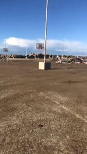 """Spiaggia Vecchio Faro, il sindaco: """"Intervento di emergenza"""" 3"""