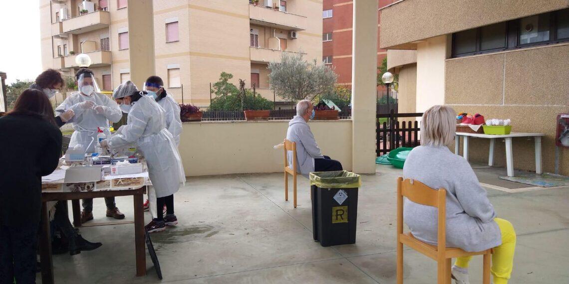 Coronavirus: al via lo screening nei nidi e nelle scuole d'infanzia comunali di Ostia (VIDEO) 1