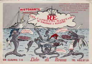 Addio a Ruggero di Ferrantelli, primo chef della storia di Ostia 2