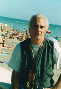 Ostia perde il poeta di strada Piero Patriarca 2
