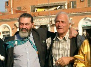 Ostia perde il poeta di strada Piero Patriarca 1