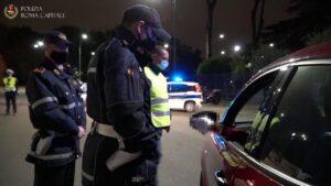 Roma, sempre più stringenti i controlli anti-Covid 2