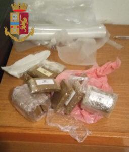 Fiume di droga sequestrato a Portuense, Ciampino e Ponte di Nona 1