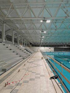 Cantieri aperti ad Anzio: strade e piscina si rifanno il look 3
