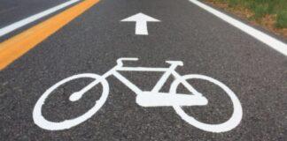 pista ciclabile ostia