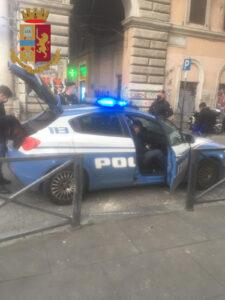 polizia esquilino