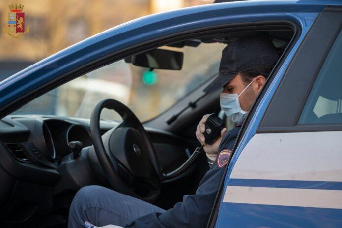 braccialetto polizia divieto
