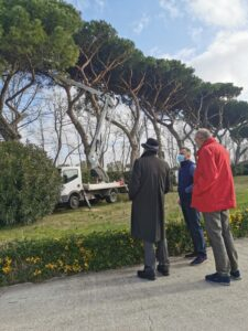 Fiumicino si rifà il look: lavori su viale Maria e a Villa Guglielmi 1