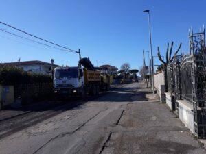 Cantieri aperti ad Anzio: strade e piscina si rifanno il look 1