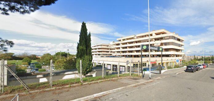 Giardino di Roma, periferia