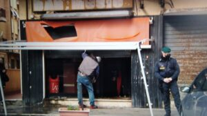 Guardia di Finanza nell'ex bar di Roberto Spada: ecco perchè 1