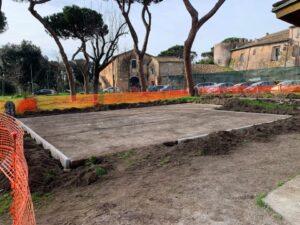 Ostia Antica: iniziati i lavori nel Parco dei Ravennati 1