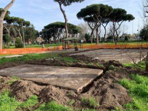 Ostia Antica: iniziati i lavori nel Parco dei Ravennati 3