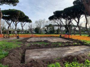 Ostia Antica: iniziati i lavori nel Parco dei Ravennati 2