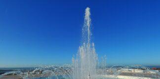 La fontana della Rotonda
