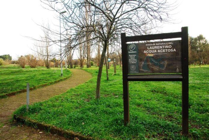riserva naturale laurentino acqua acetosa
