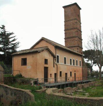 basilica sant'ippolito fiumicino