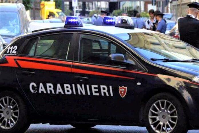 carabinieri aggressore arresti